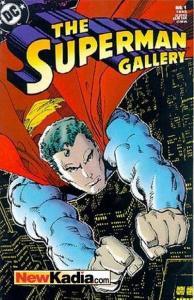 Superman Gallery #1, Fine (Stock photo)