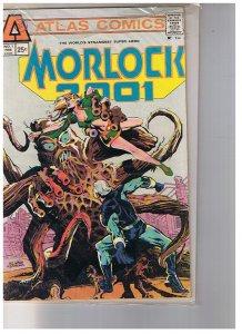Morlock 2001 # 1 F/VF