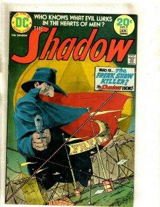 Lot Of 11 The Shadow DC Comic Books # 2 3 4 5 6 7 8 9 10 11 12 Kaluta RS2