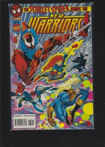 The New Warriors #62 (1995)