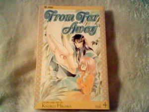 From Far Away #4 (2005) Viz shojo manga by Kyoko Hikawa