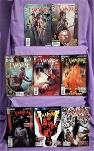 DC New 52 I, VAMPIRE #1 - 8 Joshua Hale Fialkov Andrea Sorrentino (DC, 2011)!