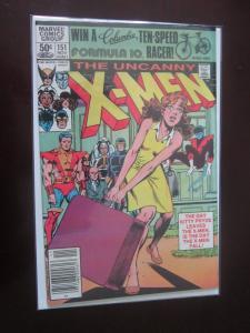 Uncanny X-men #151 Newsstand - 8.0 - 1981