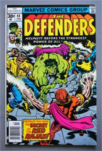 The Defenders   #44 VF/Better    See Actual Photo