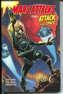 Mars Attacks: Attack From Space-John Layman-2013-PB-VG/FN