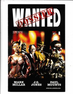 Wanted Dossier #1 (2004)