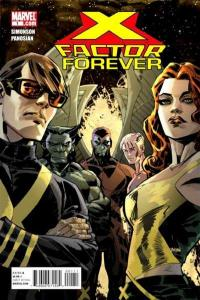 X-Factor Forever #1, NM- (Stock photo)