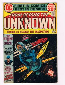 From Beyond The Unknown #18 VF DC Comics Bronze Age Comic Book 1972 DE27