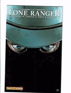 The Lone Ranger # 1 VF Dynamite Entertainment Comic Book B Variant J113