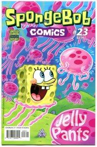 SPONGEBOB #23, VF, Square pants, Bongo, Cartoon comic, 2011, more in store