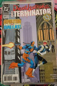Deathstroke the Terminator 33 VF/NM