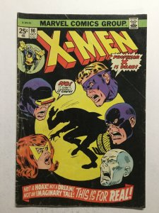 X-Men 90 Good+ Gd+ 2.5 Water Damage Marvel