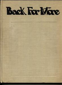 Back For More 1978 Archival Press-Bernie Wrightson-Hardcover signed-/500