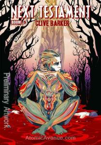 Next Testament (Clive Barker's…) #5 VF/NM; Boom!   save on shipping - details in