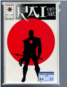 Rai #0 (Valiant, 1992) CBCS 8.5 - KEY 1st Bloodshot