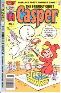 CASPER  (1958-    ) 226 VF-NM November 1986 COMICS BOOK