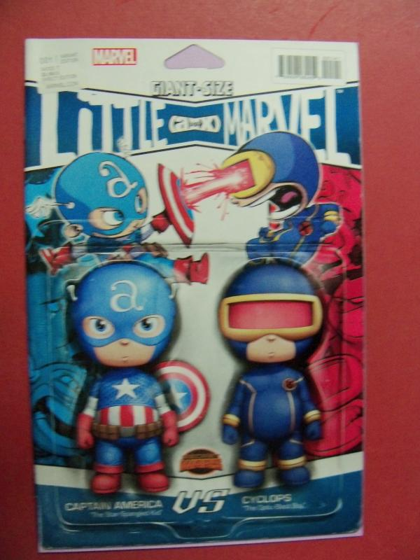 GIANT-SIZE LITTLE MARVEL:AVX, SECRET WARS,  #1,  SKOTTIE YOUNG VARIANT COVER