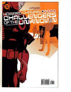 7 Challengers Of The Unknown DC Comic Books # 1 2 3 4 5 6 + Silver Age # 1 CR3