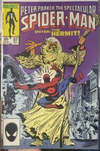 The Spectacular Spider-Man #97 (1984)