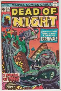 Dead of Night #10 (Jun-75) NM- High-Grade Scarecrow