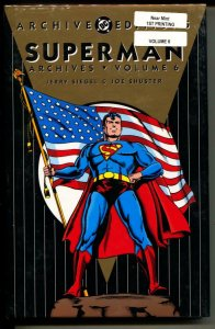 Superman: The Worlds Finest Archives 6 hardcover- sealed