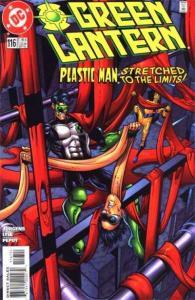 Green Lantern (1990 series) #116, NM (Stock photo)
