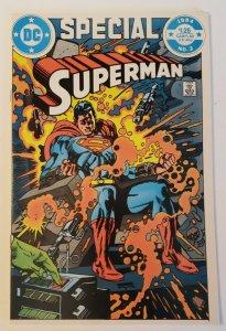 Superman Special #2 Gil Kane DC Comics 1983- NM 9.4