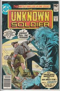 Unknown Soldier, The #234 (Dec-79) NM- High-Grade Unknown Soldier