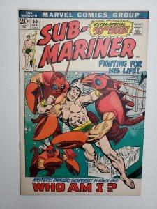 Sub-Mariner #50 (1972)