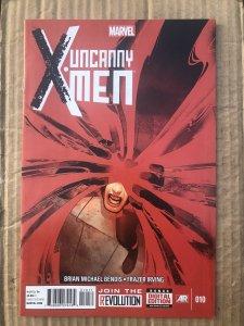 Uncanny X-Men #10 (2013)