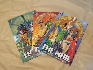 Justice League: The Nail   #1 - #3 - NM - FULL SET!