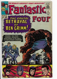 Fantastic Four #41 (1965)