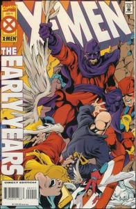 Marvel X-MEN: THE EARLY YEARS #9 VF