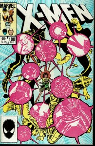 X-Men #188 - NM - Chris Claremont Story