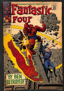 Fantastic Four #69 (1967)