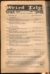 Weird Tales 9/1947-Seabury Quinn-Clark Ashton Smith-P