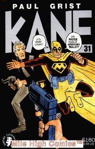 KANE (1993 Series) #31 Fine Comics Book
