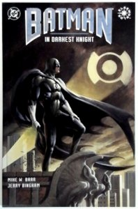 Batman  In Darkest Knight  TPB  ELSE WORLDS (1994, DC)  Comic Comics book
