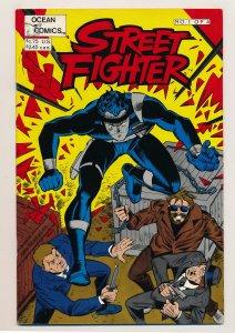 Street Fighter (1986 Ocean) #1 NM