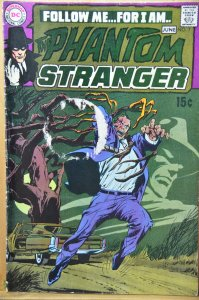 The Phantom Stranger #7 (1970)