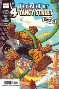 Fantastic Four: 4 Yancy Street #1, NM (Stock photo)