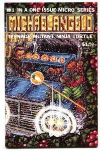 Michaelangelo, Teenage Mutant Ninja Turtle # 1986-first issue NM-