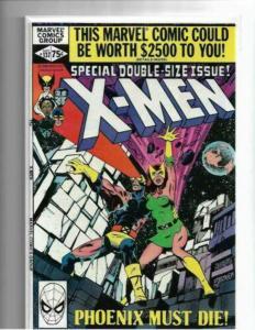 UNCANNY X-MEN #137 - VF - DEATH OF PHOENIX - MID GRADE BRONZE AGE KEY