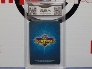 1996 DC Overpower TCG CCG The Joker Card - Graded Gem Mint 10