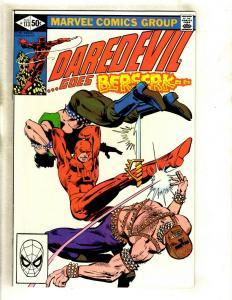 Daredevil # 173 NM Marvel Comic Book Foggy Karen Avengers Defenders Owl GK2