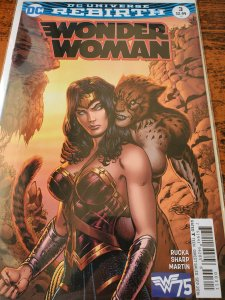 Wonder Woman #3 (2016)