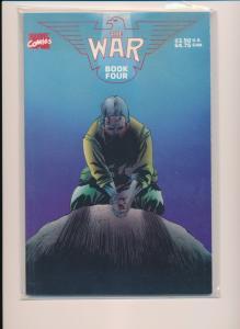 Marvel Comics - THE WAR - Book 2 & 4 NM (RU062)