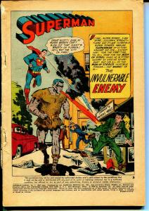 Superman Annual #2 1960-DC- bargain copy-front cover missing-P
