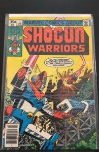 Shogun Warriors #3 (1979)