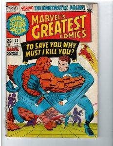 Marvel's Greatest Comics #32 (1971)